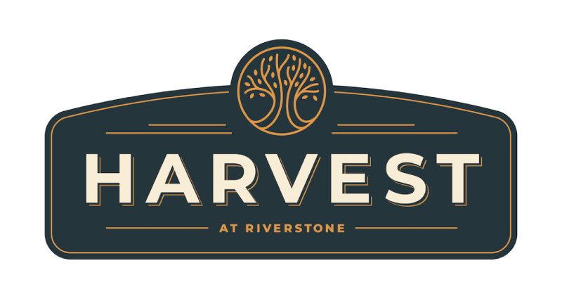 Jeffrey-Scott-Agency-JSA-Creative-Samples-Bonadelle-Harvest-at-Riverstone-Logo