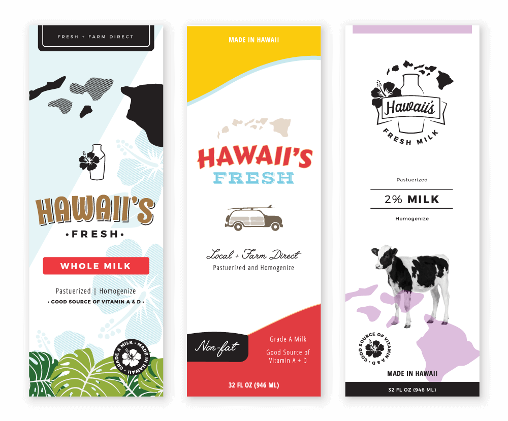 Jeffrey-Scott-Agency-JSA-Creative-Samples-Hawaiis-Fresh-Milk-Labels