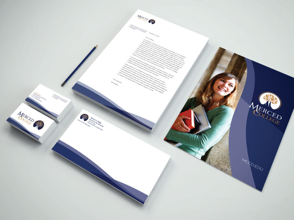 Jeffrey-Scott-Agency-JSA-Creative-Samples-Merced-College-Stationary