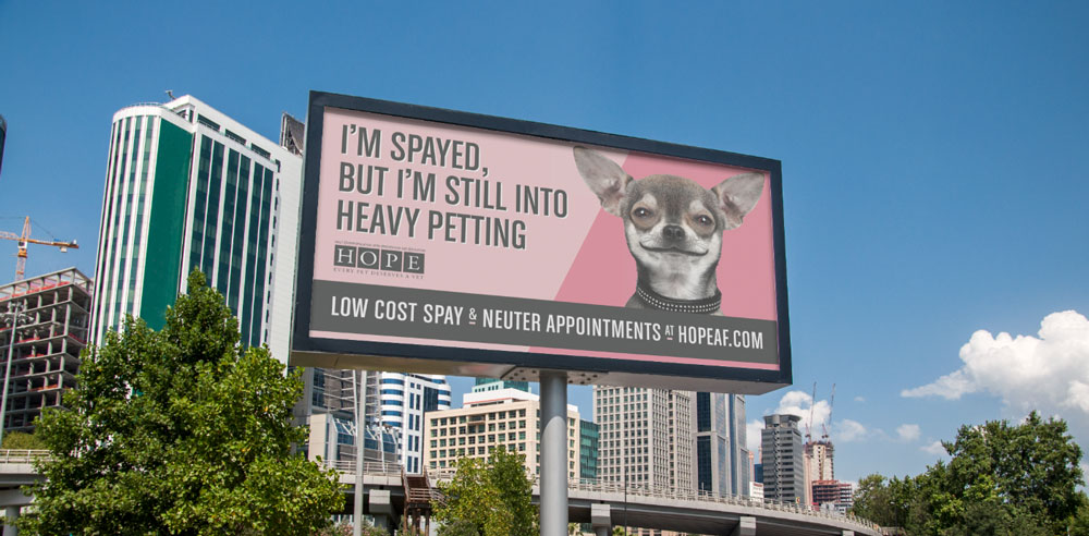 Jeffrey-Scott-Agency-JSA-Hope-Animal-Foundation-Billboard-Mockup