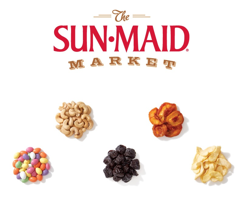 Sun-Maid Market fruits and nuts